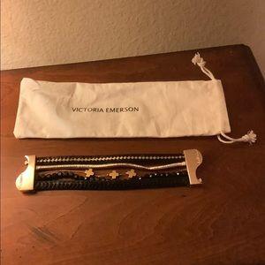 Victoria Emerson Boho cuff bracelet